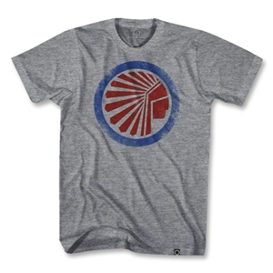 Objectivo Chiefs Soccer T-Shirt (Gray)