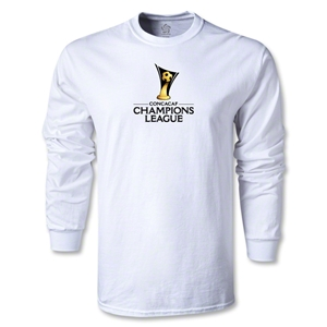CONCACAF Champions League LS T-Shirt (White)