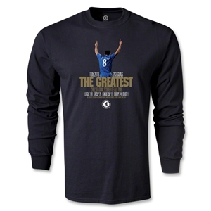 Lampard The Greatest LS T-Shirt (Black)