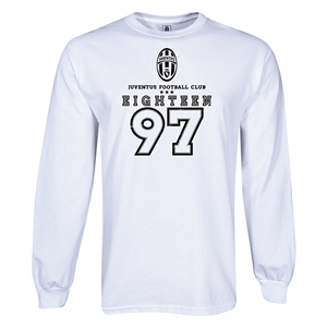 Juventus Eighteen 97 LS T-Shirt (White)