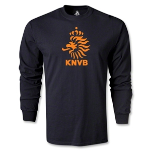 Netherlands LS T-Shirt (Black)