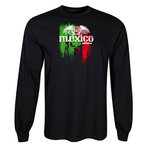 Mexico LS T-Shirt (Black)