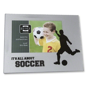 It's All About Soccer Frame