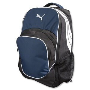 PUMA Teamsport Formation Ball Backpack (Navy)
