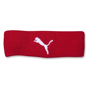 PUMA Team Headband (Red)
