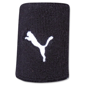 PUMA Team Wristbands (Black)