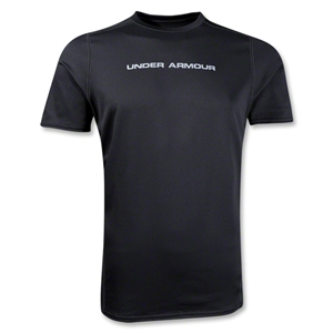 Under Armour HeatGear Touch Fitted T-Shirt (Black)