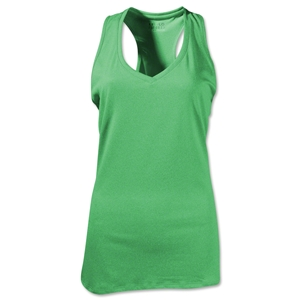 Under Armour Heatgear Touch Racerback (Green)