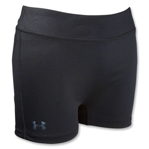 Under Armour Women's HeatGear Touch Shorty (Black)
