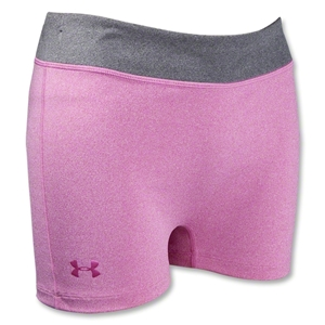 Under Armour Women's HeatGear Touch Shorty (Pink)