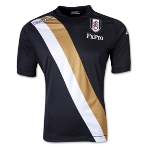 Fulham 12/13 Authentic Third Soccer Jersey