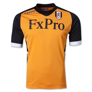 Fulham 12/13 Authentic Away Soccer Jersey