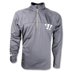 Warrior Megaheat 1/4 Zip Training Top (Dk Grey)