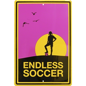 Endless Soccer Sign-Girl