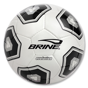 Brine Evolution Soccer Ball-Black
