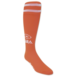 Xara Logo Soccer Socks (Orange)