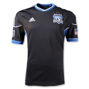 San Jose Earthquakes 2013 Primary Authentic Soccer Jersey