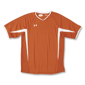 Under Armour Stealth Soccer Jersey (Orange)