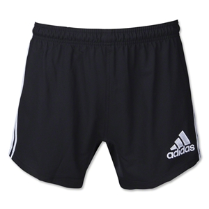 adidas 3-Stripes Performance Rugby Short (Black)