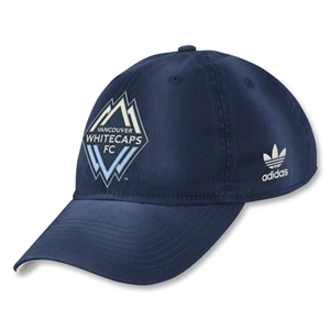 Vancouver Whitecaps Slouch Adjustable Cap