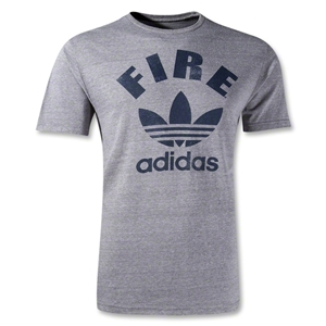Chicago Fire Large Trefoil T-Shirt