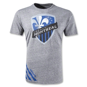 Montreal Impact Big Stripes T-Shirt