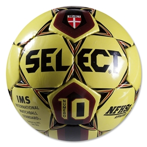 Select Numero 10 Soccer Ball (Yellow)