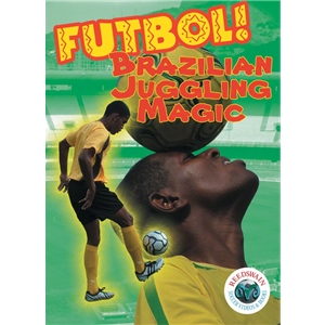 Brazilian Juggling Magic Soccer DVD
