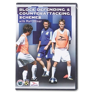 Block Defending and Counterattacking Schemes DVD