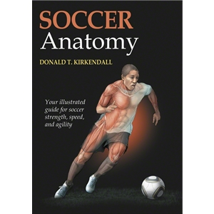 Soccer Anatomy Book