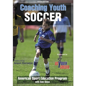 Coaching Youth Soccer 5th Edition Book