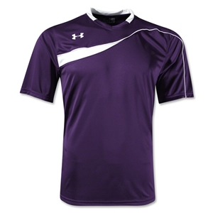 Under Armour Chaos Soccer Jersey (Pur/Wht)