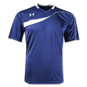 Under Armour Chaos Soccer Jersey (Roy/Wht)