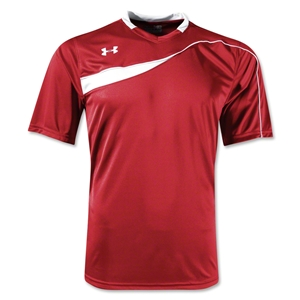 Under Armour Chaos Soccer Jersey (Sc/Wh)