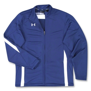 Under Armour Classic Warm Up Jacket (Roy/Wht)