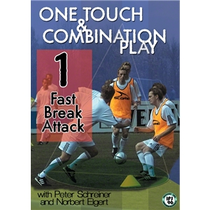 One Touch and Combination Play to Develop a Fast Break Attack DVD
