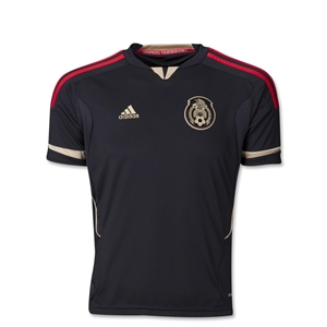 Mexico 11/12 Away Youth Soccer Jersey