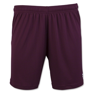 Under Armour Women's Chaos Short (Maroon/Wht)