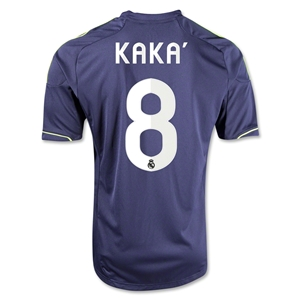 Real Madrid 12/13 KAKA Away Soccer Jersey