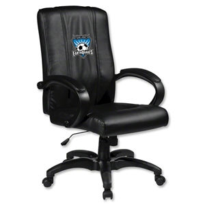 San Jose Earthquakes Home Office Chair