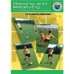Passing and Receiving to Create Time and Space DVD