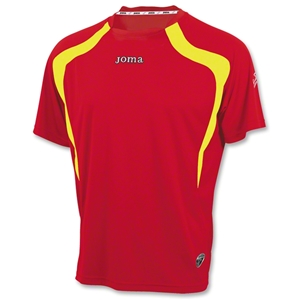 Joma Champion Jersey (Red/Yellow)