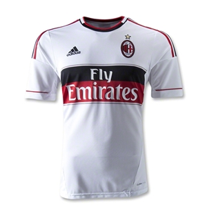 AC Milan 12/13 Youth Away Soccer Jersey