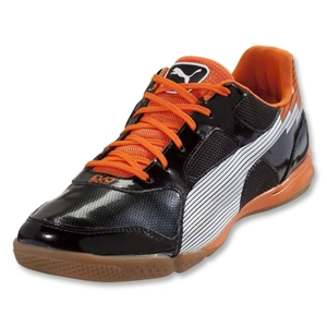 PUMA evoSpeed 4 Sala (Black/Team Orange)