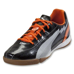 PUMA evoSpeed 5 IT (Black/White/Team Orange)