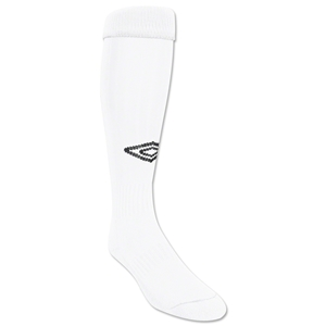Umbro Team Socks (Wh/Bk)