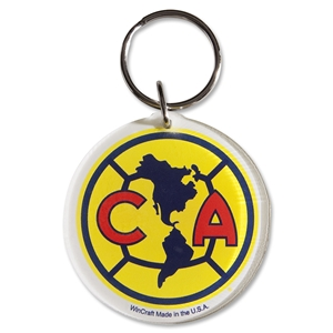 Club America Premium Acrylic Key Ring