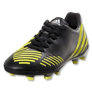 adidas Predator Absolado LZ TRX FG Junior (Black/Lab Lime/Neo Iron Metallic)