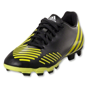 adidas Predito LZ TRX FG Junior (Black/Lab Lime/Neo Iron Metallic)