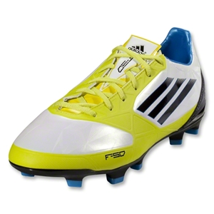 adidas F30 TRX FG-miCoach Compatible (Running White/Lab Lime/Tech Onix)